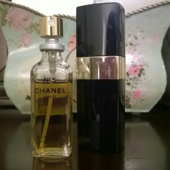 60 off chanel other vintage chanel no 5 eau de. Black Bedroom Furniture Sets. Home Design Ideas