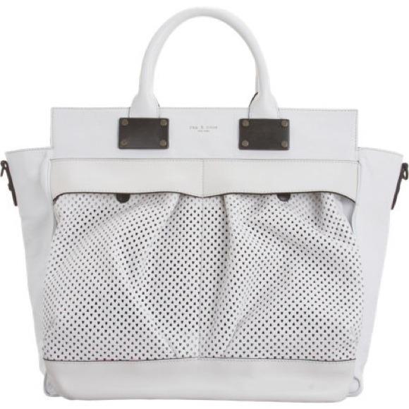 SALE ⚡️ Rag and Bone Large Perforated Pilot Bag