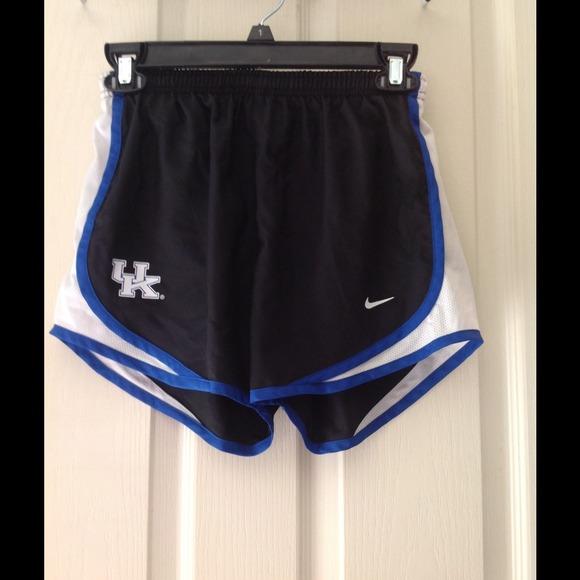 University of Kentucky Nike running shorts. M 53e4c294de4f284a450467f1 8be459519