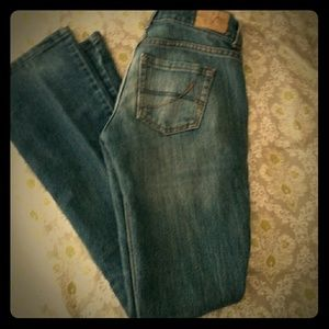 Anchor Blue Flare Jeans
