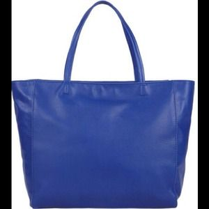 Gorgeous Barneys New York Soft Leather Large Tote.