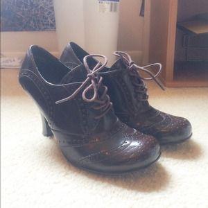 Retro Style Heels