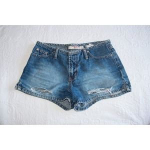 💙Distressed Denim Shorts💙