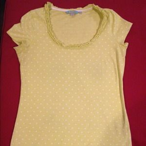 Listing not available nie zoe tops from jody 39 s closet for Boden yellow bag