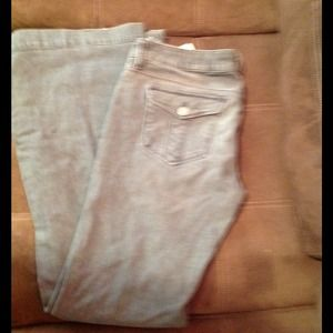 AUTHENTIC Burberry flared leg jeans