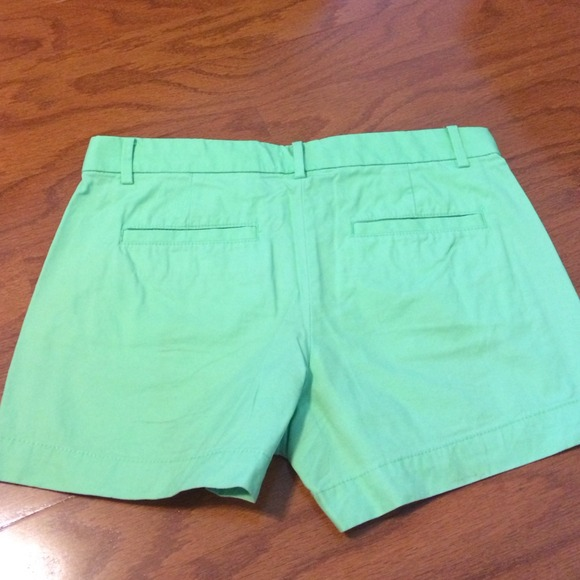 86% off GAP Pants - Women's Mint Green Gap Shorts from Nikki's ...