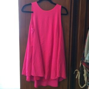 Sabo Skirt Pink Dress