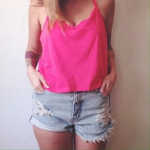 One Teaspoon Denim - One Teaspoon Paradise Hawks Shorts
