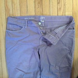 LOFT Jeans - Pastel Denim