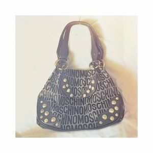 Authentic Moschino Handbag