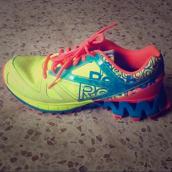 Colorful Reebok Running Sneakers | Poshmark