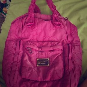 Marc Jacobs pretty nylon knapsack