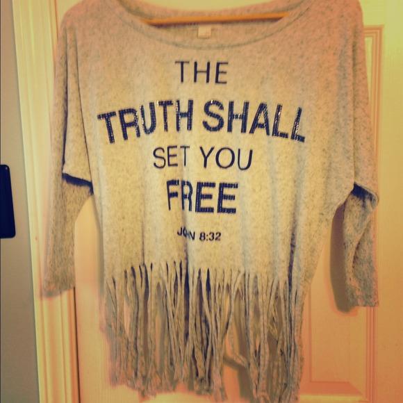 Fringe Shirts Forever 21