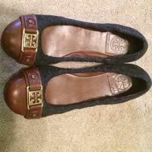 6c8bcfa3087 Tory Burch Shoes - Ambrose tory burch flat 7.5