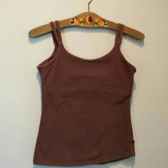 PrAna Organic Cotton Yoga Top From