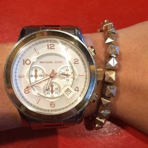 Michael Kors Two-Toned Boyfriend Watch