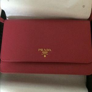 www prada bags - Prada Clutches \u0026amp; Wallets on Poshmark