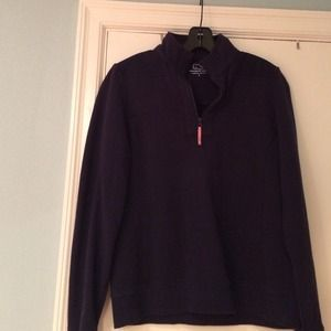 Vineyard Vines Jackets & Blazers - Vineyard Vines navy women's shep shirt