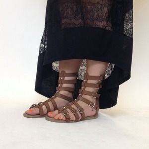 If Carrini Shoes - Gladiator Sandals