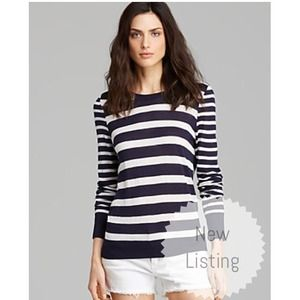 NWT Equipment Stripe Crewneck Sweater XS