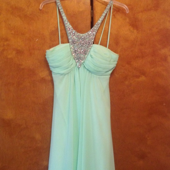 64 off b darlin dresses amp skirts mint green highlow