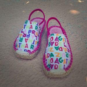 Agatha Ruiz De La Prada Shoes - Agatha Ruiz De La Prada | Little Girls Sandal