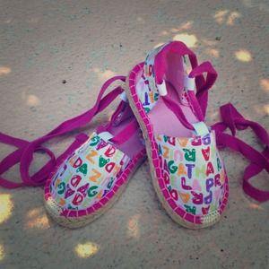 Agatha Ruiz De La Prada Shoes - Agatha Ruiz De La Prada | Girls Lace-up Sandal