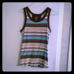 Maurices Tops - 💖 $2 Add On! Maurices Racerback Tank Top Medium
