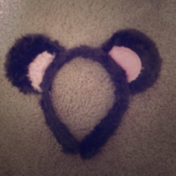Fuzzy mouse ears Halloween costume & Accessories | Fuzzy Mouse Ears Halloween Costume | Poshmark