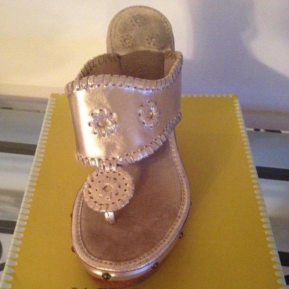 Jack Rogers Shoes - Jack Rogers Slip-ins