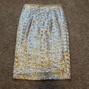 Dorothy Perkins Dresses & Skirts - Sequins Pencil Skirt
