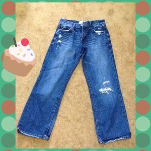 Aeropostale Jr. original boot cut jeans