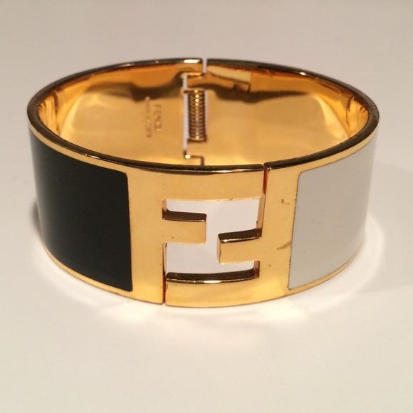 c6d4c9ee9ae FENDI Jewelry - Fendi Bracelet Cuff