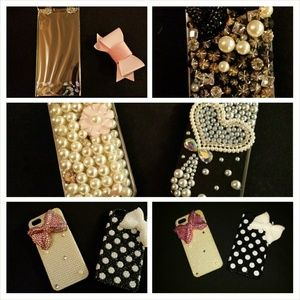Brand new IPHONE 5 bling cases