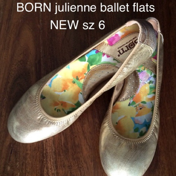 Born Shoes - 🚫bundled🚫julianne ballet flats by BORN. sz 6