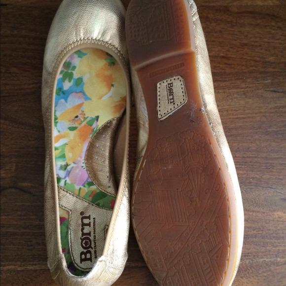 Born Shoes - 🚫bundled🚫julianne ballet flats by BORN. sz 6