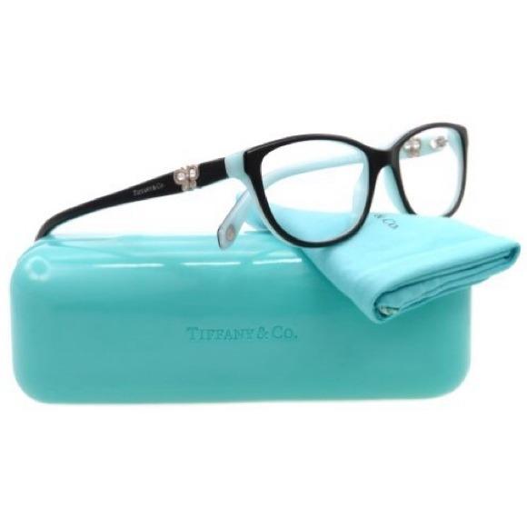 b242d2928097 Tiffany & Co. Black Frame Prescription Eyewear. M_53ecea7bc003eb30130650b3