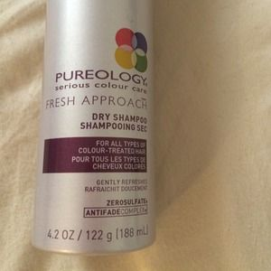 Pureology dry shampoo never used