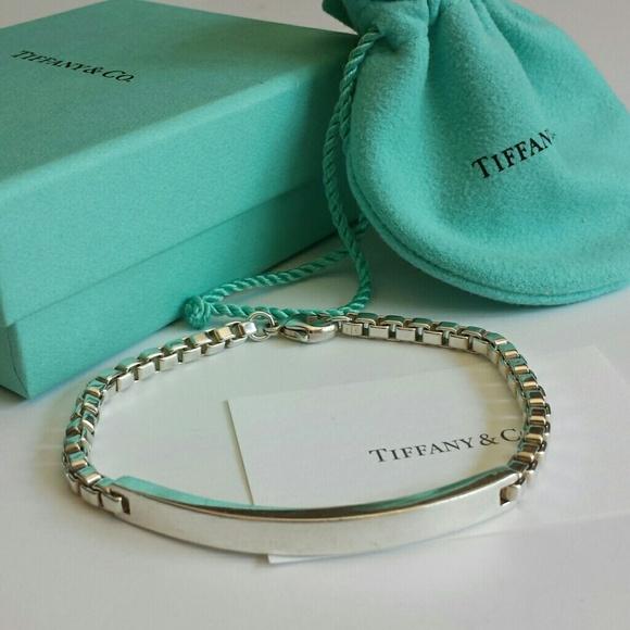 ade2b248bf7f5 T&Co. Venetian Link ID Bracelet