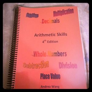 Arithmetic Skills 4th Edition