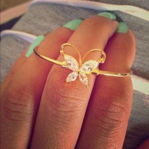 Jewelry - Baby / newborn gold plated bracelet