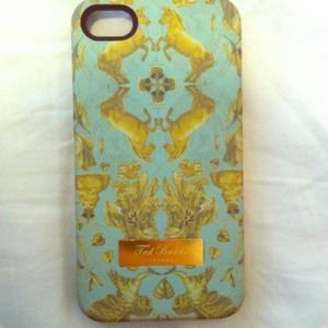 Ted Baker IPhone 4 case.