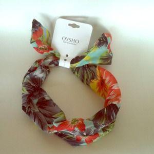 Oysho summer headband