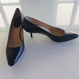 Black Cole Haan pumps