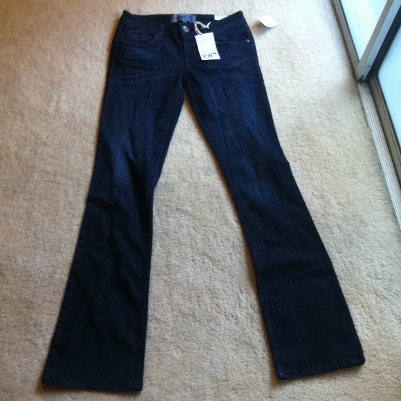 Jolt - Fitted flare jeans from Emily's closet on Poshmark