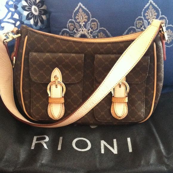 Rioni Bags   Authentic Shoulder Bag   Poshmark 1f5db46643
