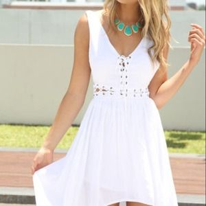 Sabo Skirt Gladiator Dress
