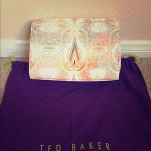Ted baker clutch bag!