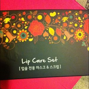 MDaida Accessories - Korean lip care set