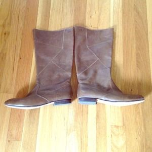 Sam Edelman leather riding boots-8.5
